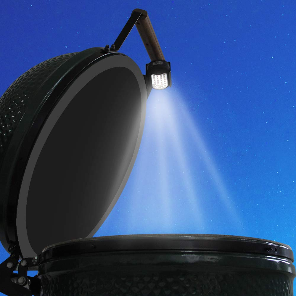 Mydracas Grill Light for Big Green Egg Big Green Egg Accessories,Barbecue Lamp for Big Green Egg