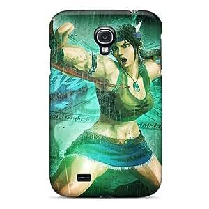 Galaxy S4 Case Bumper Tpu Skin Cover For Julia Chang In Tekken Accessories
