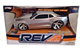 2012 camaro toy car - Rev Rollers 2012 Silver Chevrolet Copo Camaro Friction Powered Chevy Muscle Car