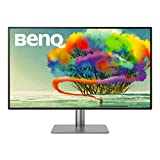 BenQ Monitor Profesional 4K de 32 Pulgadas