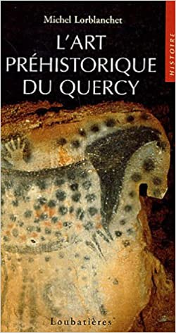 Livre numérique L'art préhistorique du Quercy