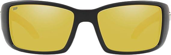 New Costa del Mar Blackfin Polarized Sunglasses Gunstock//Grey 580P Fishing 580 P