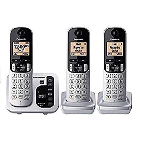 Panasonic DECT 6.0 Phone 3-Handset