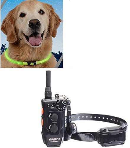 Dogtra Dog E-Collar COMBO with Free Nite Ize Glow Collar by Dogtra