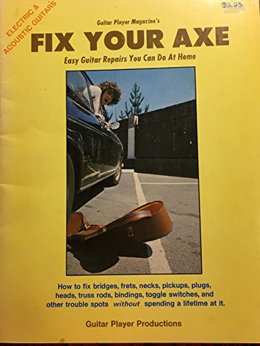 how to fix a guitar