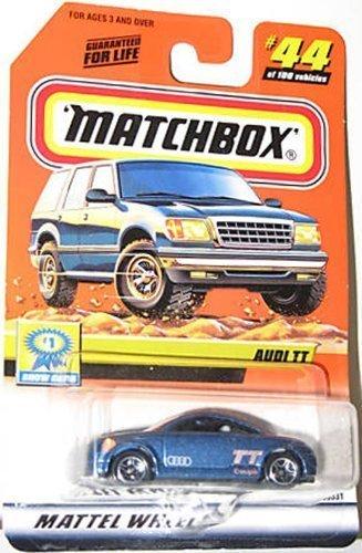 MATCHBOX #44 OF 100 SHOW CARS SERIES AUDI TT COUPE