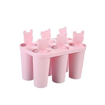 Aolvo - Juego de moldes de palo para hacer pájaros, 100% reutilizables sin BPA