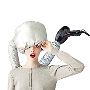 Easy to Use Bonnet Hood Dryer Hairdryer Attachment