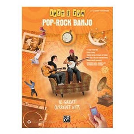 Banjo banjo tabs popular music : Amazon.com: Alfred Just for Fun: Pop-Rock Banjo (Easy Banjo TAB ...