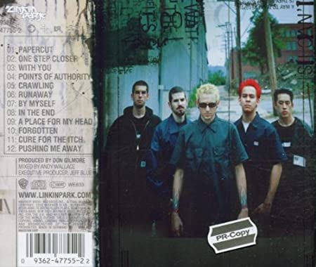 Linkin Park альбомы скачать торрент - фото 6