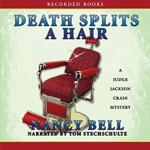 Death Splits a Hair Audiobook