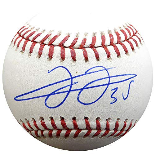 Frank Thomas Autographed Official MLB Baseball Chicago White Sox Beckett BAS Stock #135384 ()