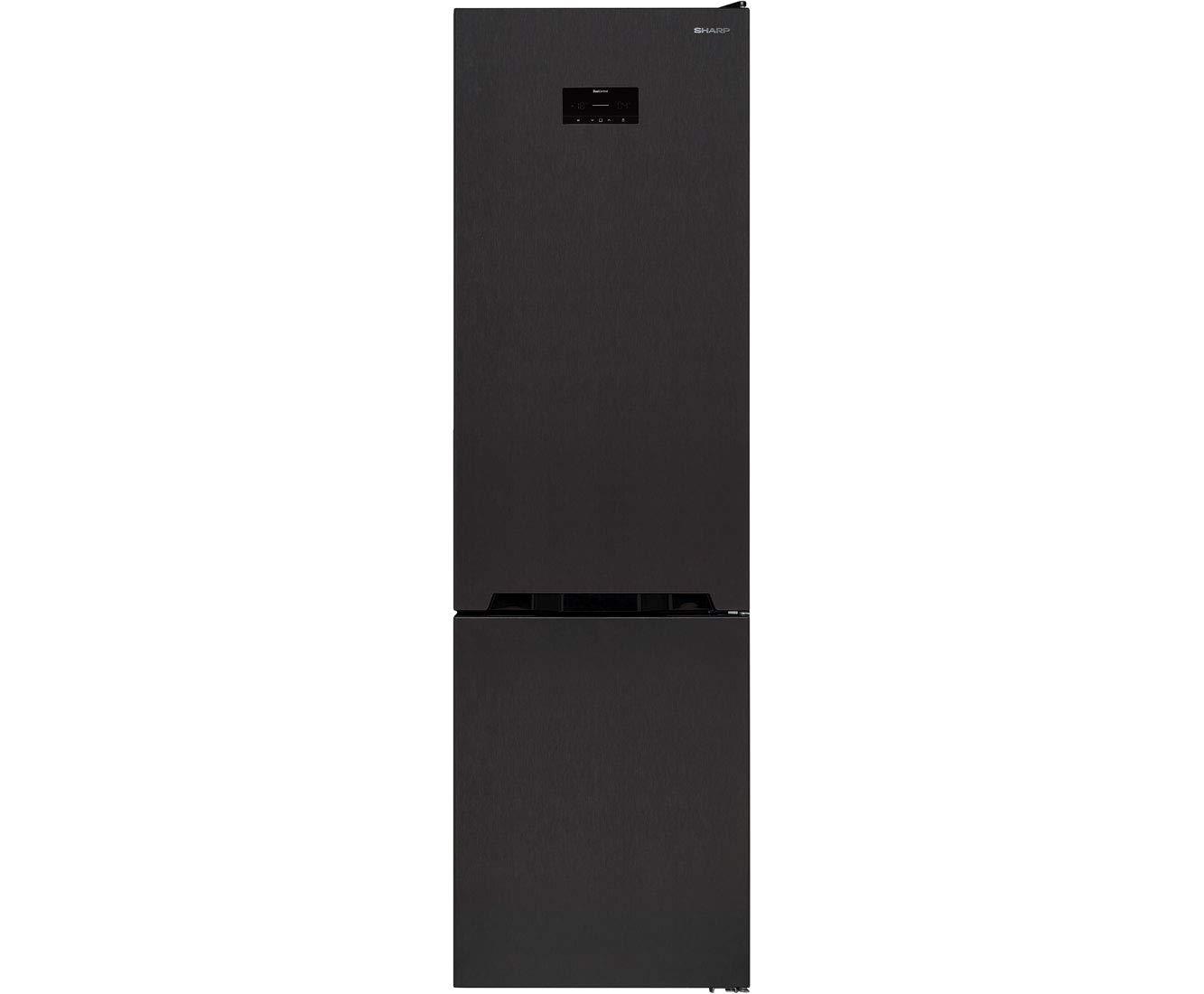 Sharp SJ-BA20IHXI3-EU - Combinación de nevera y congelador, color ...