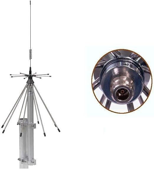 SIRIO SD-2000/N Antena Discone RX: 100-2000 MHz TX: 130-160 ...