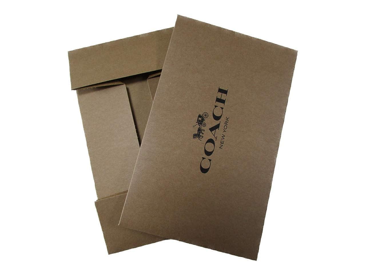 d51cb1c8196e Amazon | Coach コーチ プレゼントキット 茶袋 小 箱付き(財布・小物用) Coach Gift Kit 小 [並行輸入品] |  COACH(コーチ) | 財布