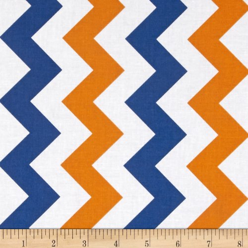 orange sewing fabric - 9