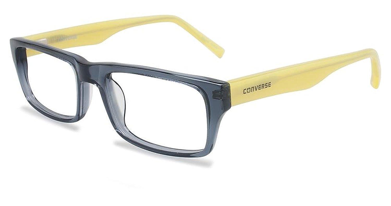 35c147503952 Amazon.com  Converse Eyeglasses Full Color Slate Full Rim Optical Frame  50MM  Clothing