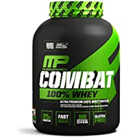 MusclePharm Combat 5 Pound 100% Whey Protein Powder (Chocolate Milk)