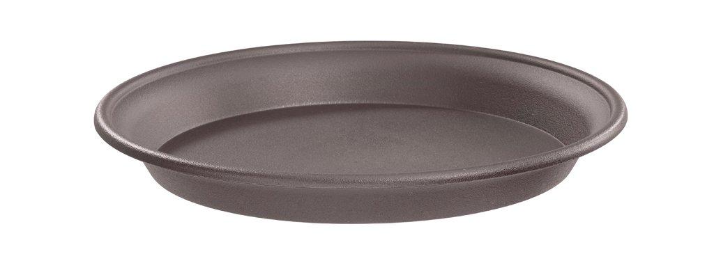 Stewart 2138023 25 cm Multi-Purpose Saucer - Brown/Mocha Stewart Plastics