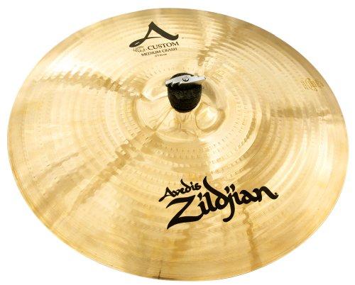 "Price comparison product image Zildjian A Custom 17"" Medium Crash Cymbal"