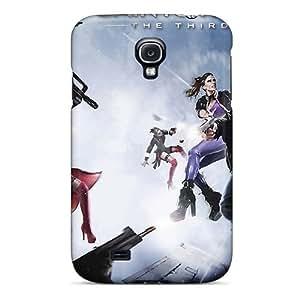 Case Cover, Fashionable Galaxy S4 Case - Saint Row 3
