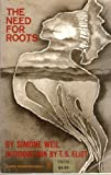 The Need for Roots, Simone Weil, 0060902264