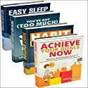 Manage Your Productivity: 4 Manuscripts: Achieve Your Goals Now with PowerLists, Habit Ignition, You've Got (Too Much) Mail!, Easy Sleep Solutions Audiobook by Chris A. Baird Narrated by Dave Wright