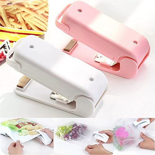 Portable Mini Sealer Home Heat Bag Plastic Food Snacks Bag Sealing Machine