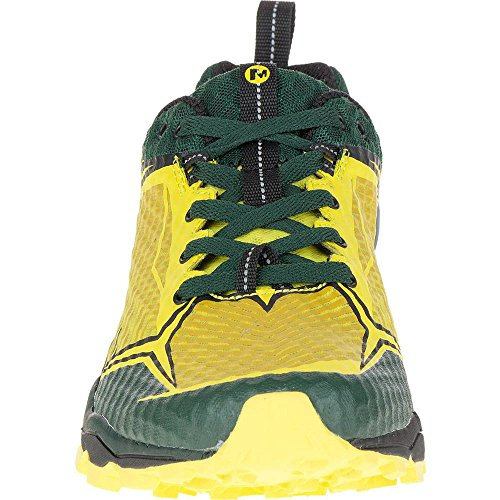 Merrell Crush Shield Trail Laufschuhe Green
