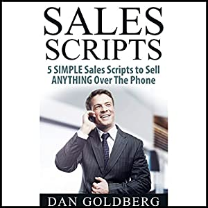 Sales Scripts Hörbuch
