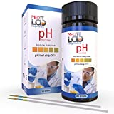 water acidity test - pH Test Strips 0 to 14 (200 ct) for Urine, Saliva, Drinking Water, Kombucha, Pool, Spa, Hotub, Soap, Liquids. pH Acid Alkaline Universal Test Strips. Acidity Alkalinity Litmus Paper Testing Strips