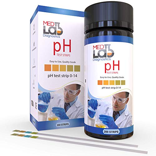 pH Test Strips 0