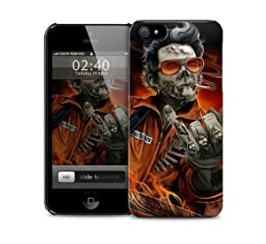 Hardcore Rock Zombie iPhone 5 / 5S protective case