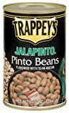Trappey's Jala Pinto Beans With Bacon, 15.5000-Ounce (Pack of 6)