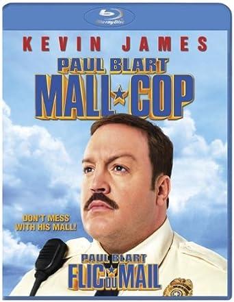 Paul Blart Mall Cop Blu Ray Blu Ray 2009 Amazon Co Uk Dvd Blu Ray