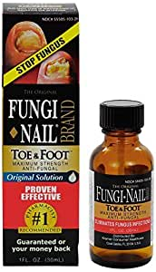 Fungi Nail 1oz Solution, With Brush by Fungi Nail