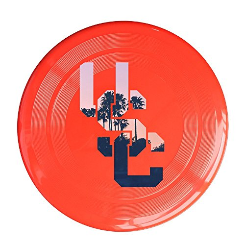Kong Flyer Frisbee (YQUE56 Unisex University Of Southern USC California Outdoor Game, Sport, Flying Discs,Game Room, Light Up Flying, Sport Disc ,Flyer Frisbee,Ultra Star Red One Size)