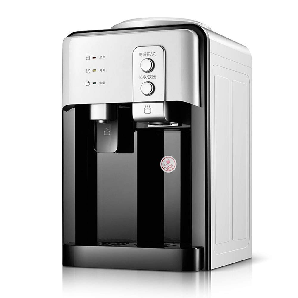 WSJTT Countertop Self Cleaning Bottleless Water Cooler Water Dispenser - Hot & Cold Water, with Stainless Steel Tank Home And Office,Ice/Warm/Hot,Ice/Warm/Hot