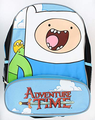 Bioworld Adventure Time with Finn and Jake Character Backpack