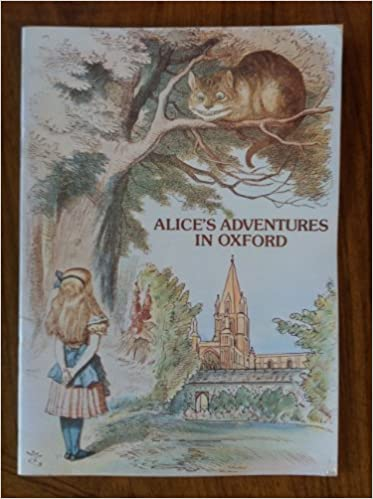 Alice's Adventures in Oxford by Mavis Batey (1980-06-01)