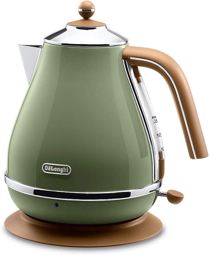 Delonghi Electric vintage kettle