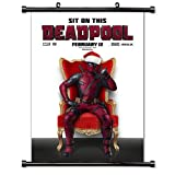Deadpool Movie Fabric Wall Scroll Poster (32x48) Inches