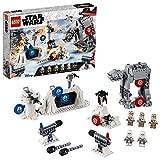 LEGO Star Wars: The Empire Strikes Back Action Battle Echo Base Defense 75241 Building Kit (504 Piece)