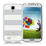 Samsung Galaxy S4 Kate Spade White 011 screen phone case sweet and beautiful design
