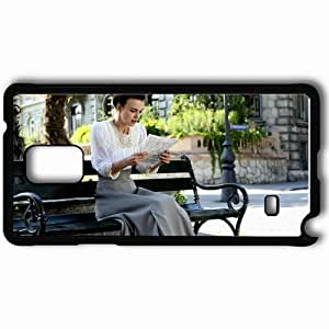 Personalized Samsung Note 4 Cell phone Case/Cover Skin A Dangerous Method Black by icecream design