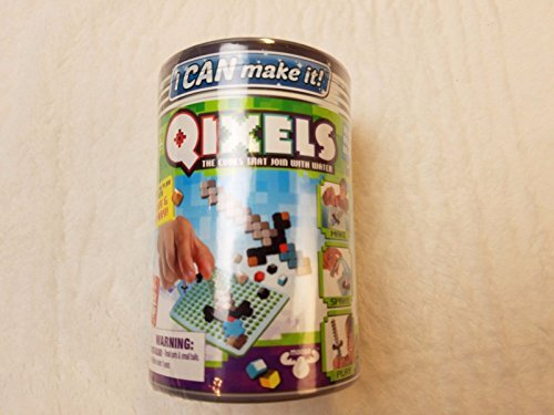 Qixels I Can Make It - Sword Kit in a Can - The Cubes That Join with Water