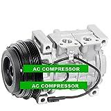 GOWE AC Compressor for 2001 - 2005 For Car Suzuki Grand Vitara V6 Brand New A/C AC Compressor With Clutch CO 29012C 97339 98339 4710393 4711393