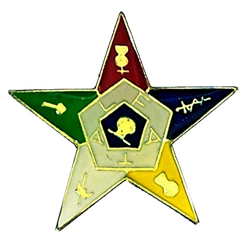 Throwing Star Lapel Pin