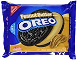 Oreo Peanut Butter Sandwich Cookie, 15.25 oz (6 Pack)