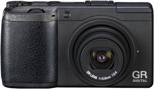 RICOH digital camera GR DIGITALII 1000 million pixels